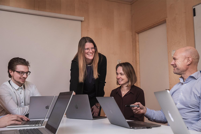 Insera gör en verksamhetsanalys på ert företag
